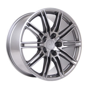 PCD 5*130 Wheels in Silver for Porsche pictures & photos
