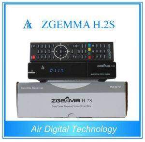 Best Sale Dual Core Linux OS Enigma2 DVB-2xs2 Receiver Zgemma H. 2s pictures & photos