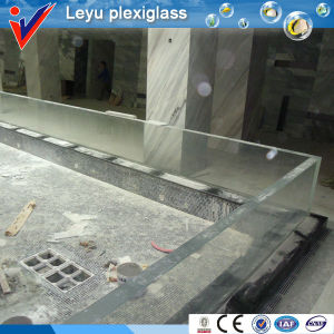 Super Thick Acrylic Clear Swimming Pool Panel pictures & photos