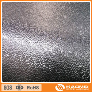 Concave-Convex/Semi-Spherical/Classic Orange PEE/Flat-Top Pebble/Corrugated/Wove Embossed Aluminum pictures & photos