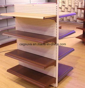 Supermarket Metal Display Retail Fixtures Shelves pictures & photos