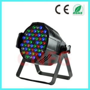 54 * 3W RGBW LED PAR Light for Stage