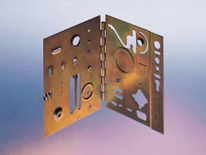 High Quality Custom Sheet Metal Fabrication Stamping (GL019) pictures & photos