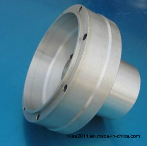 High Precision CNC Turned Aluminum Part for Motorcycle Component pictures & photos