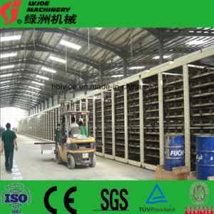 Paper Faced Gypsum Plaster Board Production Line From China pictures & photos