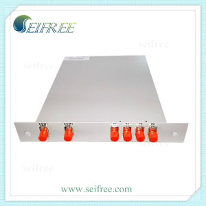 Fiber Optic Triple-Play Wdm with T1310 R1490 for CATV pictures & photos