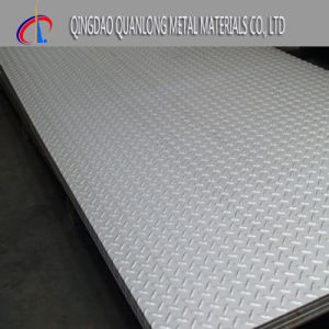 201/301/304/316L No1 Stainless Steel Checkered Plate pictures & photos