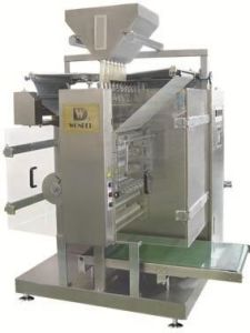 Sachet Packing/Automatic-Feeding Machine (multi-bag with four-side sealing) /Packing Machine