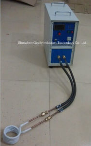 Ghf-15 Induction Brazing Machine, Induction Heating Machine with Soft Coil pictures & photos