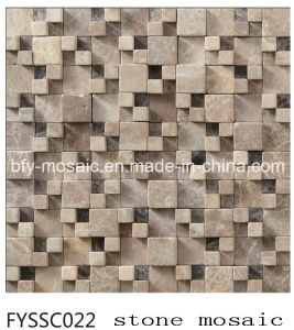 Building Material Nature Stone Mosaic, Ceramic Tile, Granite Tile (FYSSC195) pictures & photos