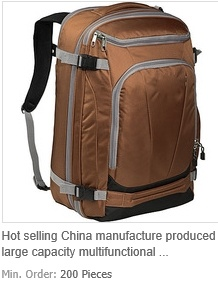 Large Capacity Multifunctional Sports Backpack