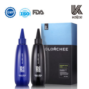 OEM Olorchee Cold Wave Hair Perm Lotion pictures & photos
