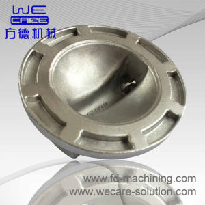 OEM Carbon Steel Investment Casting by Soluble Glass