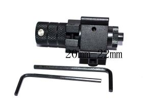 Tactical Red DOT Mini Laser Sight for Airsoft 20-22mm Rail pictures & photos