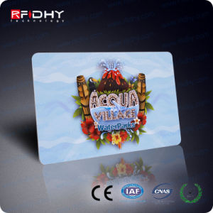 Ntag213 Chip China Manufacturer 13.56MHz RFID Reward Card pictures & photos