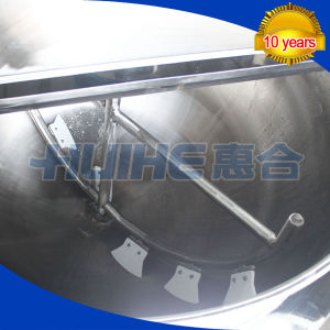 China Cooking Jacket Kettle with Mixer (Tilting Type) pictures & photos