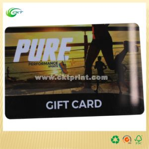 Plastic Card for Gift Card, Smart Card, Business Card (CKT-PC-400) pictures & photos