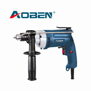 10/13mm 600W Professional Quality Electric Drill Power Tool (AT3212A) pictures & photos
