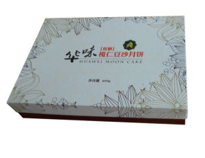 Wholesale Paper Gift Packaging Box for Moon Cake