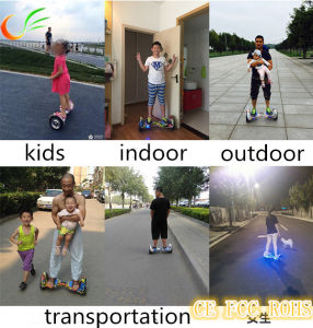 Promotion Scooter Sky Walker Hoverboard Mini Scooter pictures & photos
