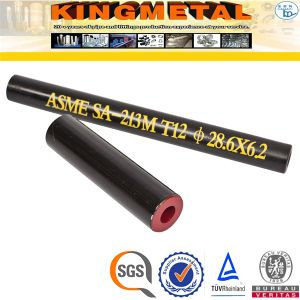 Seamless ASTM A213 T2/T12/T22 Alloy Steel Boiler Tube pictures & photos