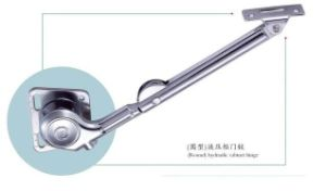 2PCS Cabinet Door Hydraulic Soft Down Stay Lids Support Opening Hinge Jm-609 pictures & photos