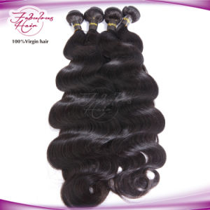 Top Quality Natural Hair Body Wave Virgin Hair Extension pictures & photos