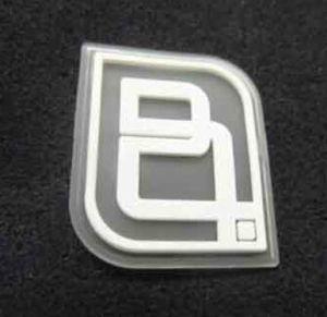 OEM Design Transparent Rubber Label pictures & photos