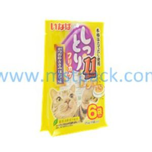 Pet Food Packaging Flat Bottom Bag Box Pouch pictures & photos