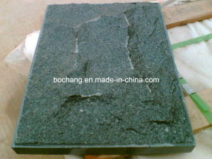 Polished G612 Green Granite Tile pictures & photos