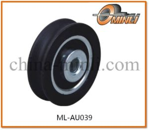 Plastic Pulley Nylon Bearing Nylon Roller for Window and Furniture (ML-AU039) pictures & photos