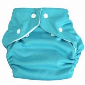 Baby Cloth Diaper, Available in Solid Colors and Prints (OEM) pictures & photos