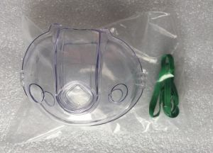 Medical Disposable Adult Nebulizer Accessory Face Mask pictures & photos