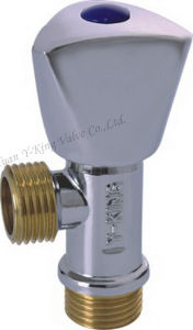 Brass Angle Valve Compression (YD-H5021) pictures & photos