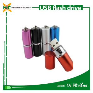 Lipstick Model Pendrive USB Memory Stick Thumb Drive pictures & photos