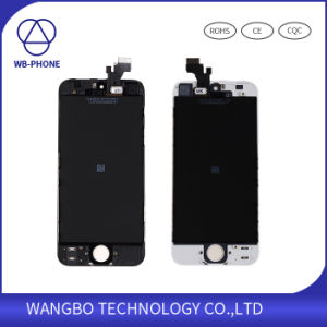 Factory Wholesale LCD Screen Digitizer Display for iPhone 5 pictures & photos