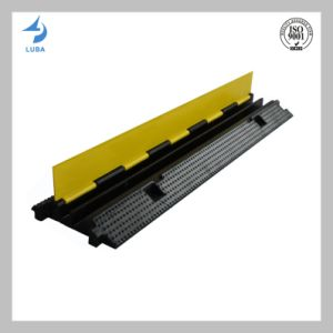 2 Channel Rubber Cable Protector pictures & photos