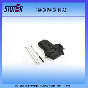 Cheap Promotion Backpack Flag Advertising pictures & photos