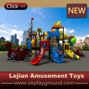 2016 Ce New Design Durable Quality Children Outdoor Playground (X1510-5) pictures & photos