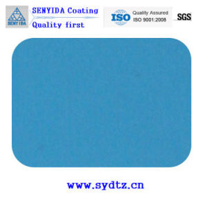Powder Coating Paint of Titanium Green Light Blue pictures & photos