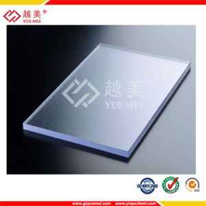 Polycarbonate Abrasive Sheet Clear PC Sheet (YW-PC) pictures & photos
