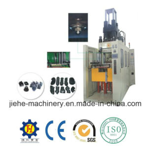 China Top Vertical Automatic Rubber Injection Moulding Machine pictures & photos