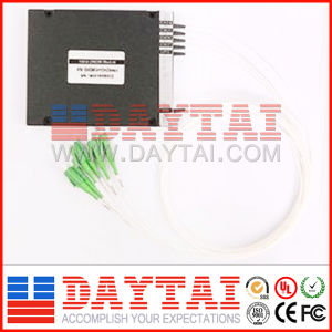 100GHz Dense Module 4, 8, 16 Channel Wavelength Division Multiplexer DWDM pictures & photos