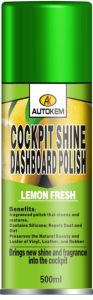 Car Dashboard & Leather Polish Spray China (AK-CC5006) pictures & photos