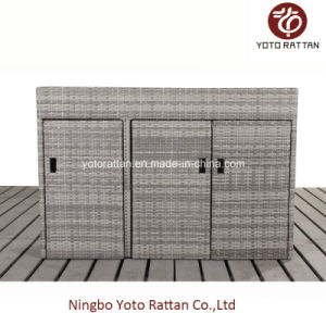 Rattan Shoe Cabinet with SGS Certificated 425 pictures & photos