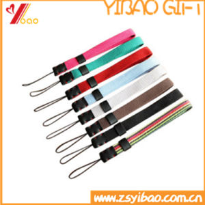 Promotional Woven Fabric Bracelet for Activity (YB-LY-WR-16) pictures & photos