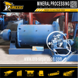 Mqg Mining Grinder Wet Ore Milling Grate Ball Mill Machinery