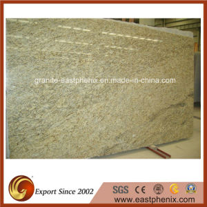Imported Glallo Ornamental Granite Slab pictures & photos