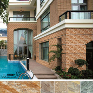 Outdoor Ceramic Exterior Wall Stone Tile for Decoration (150X500mm)