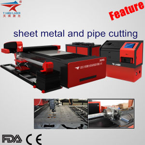 High Competitive YAG Laser Cutting Machine for Metal Cutting pictures & photos
